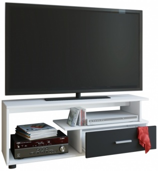 vcm gruppe vcm tv lowboard rack konsole fernsehtisch m bel tv bank tisch holz schrank rimini. Black Bedroom Furniture Sets. Home Design Ideas