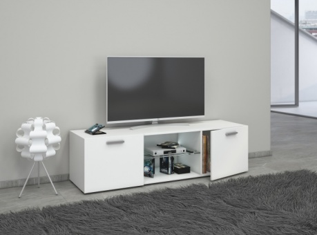 fernseh lowboard simple tenzo tvbank tv lowboards wohnwnde u tvlowboards wohnzimmer mbel wohnen. Black Bedroom Furniture Sets. Home Design Ideas