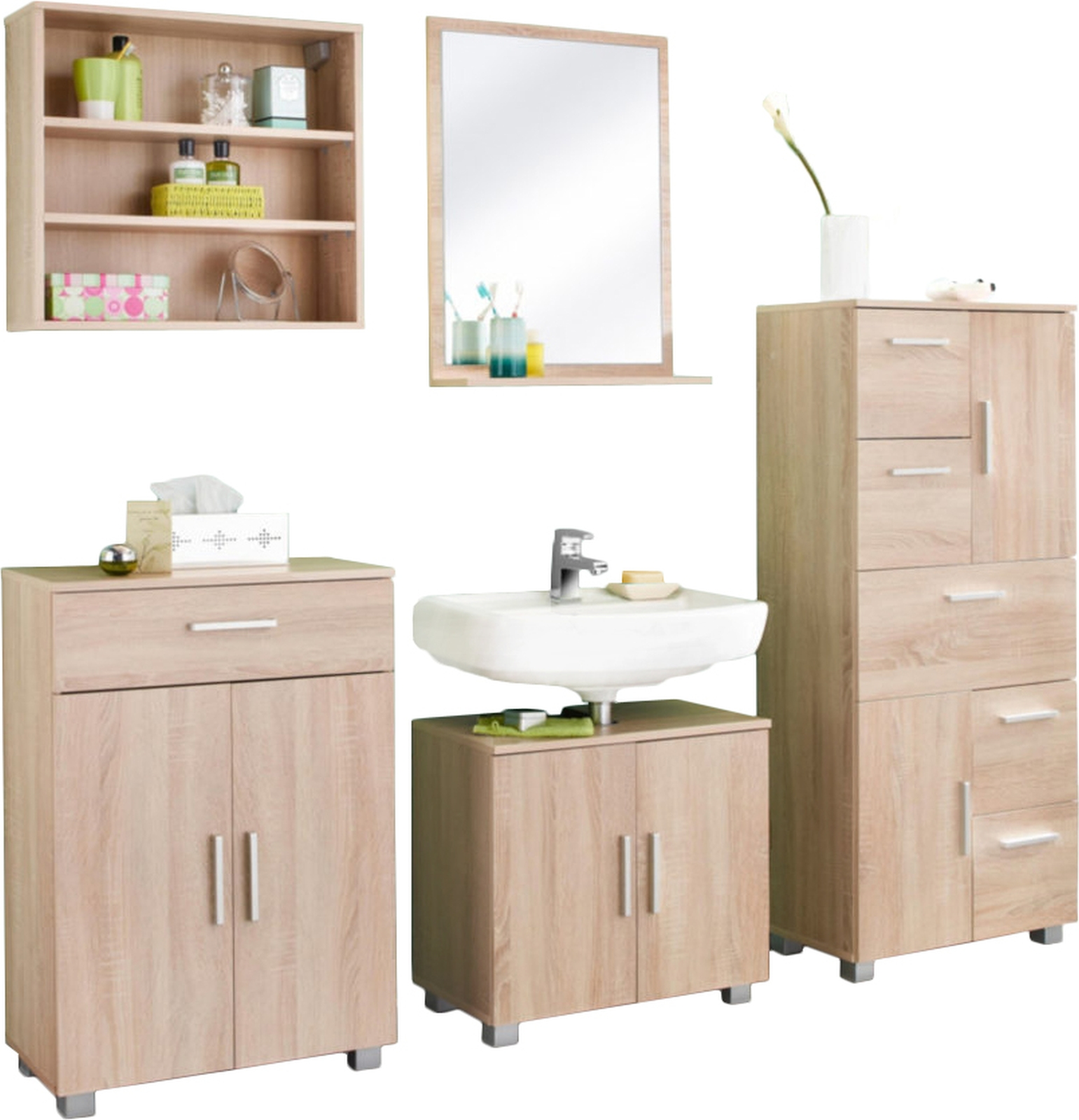 badmbel set mit spiegel interesting affordable gallery of stunning tolle tolles badmoebel. Black Bedroom Furniture Sets. Home Design Ideas